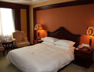 总统套卧室